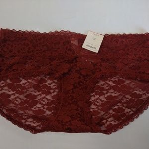 Women's All Over Lace Hipster Panties